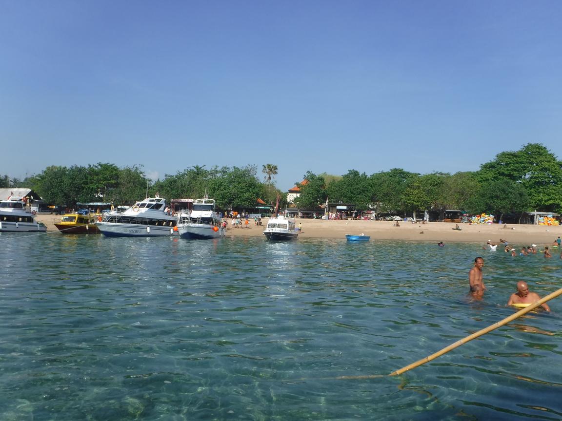 レンボンガン島海