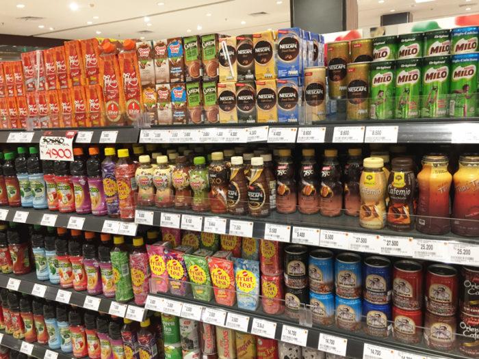 バリ島スーパーマーケット4