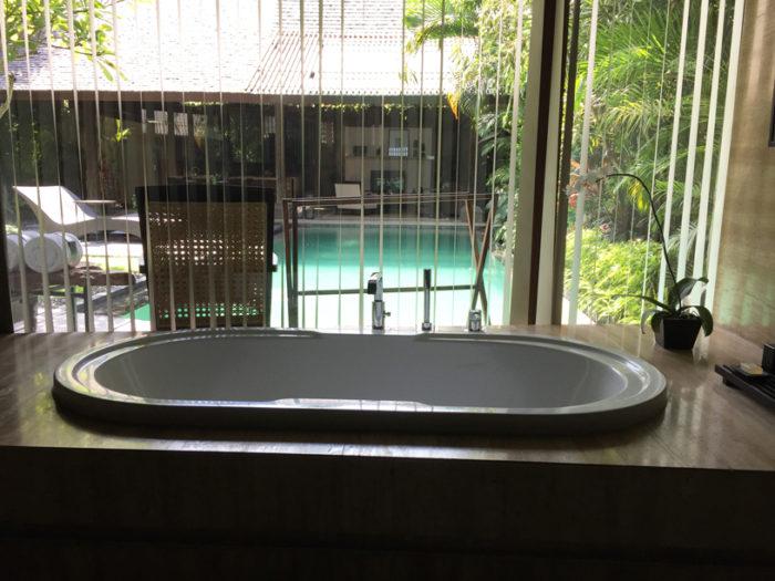 アメティスヴィラお風呂